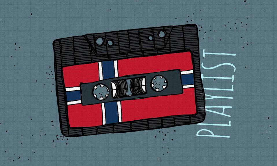 Playlist Norwegian Lyrics