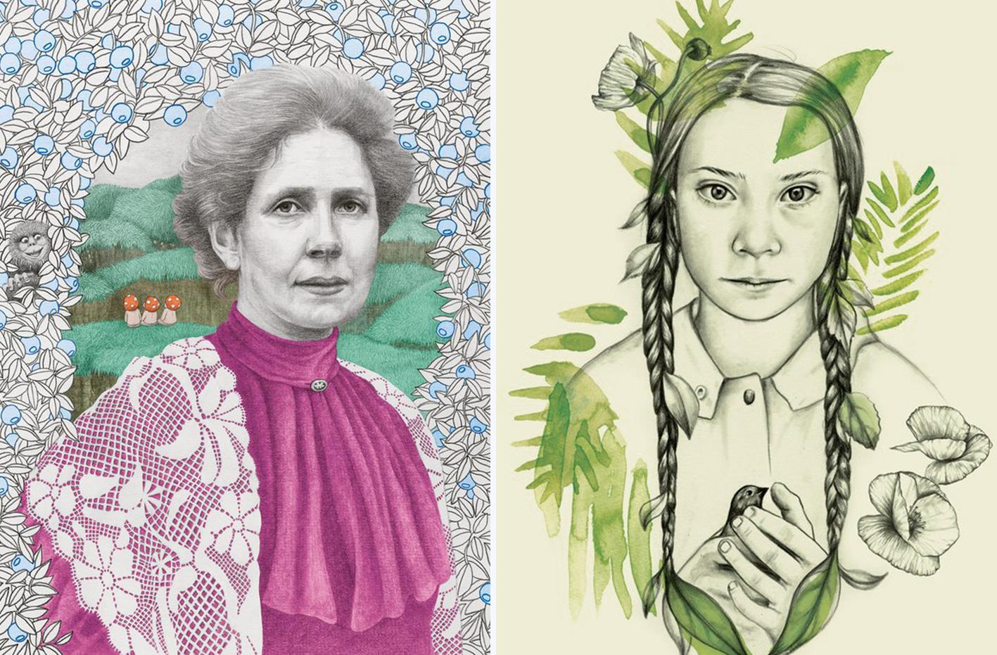svenska-hjaeltinnor-illustrations