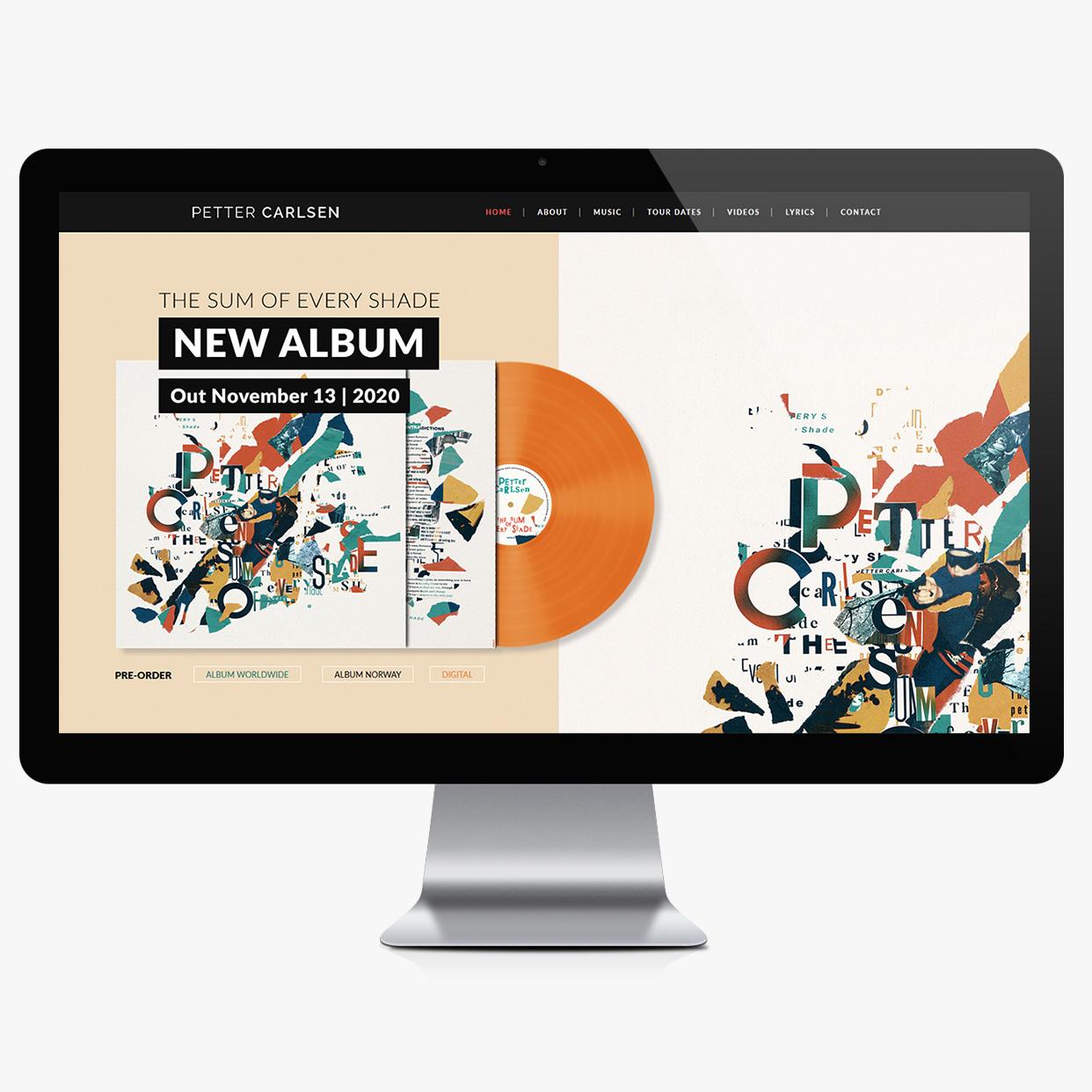petter-carlsen-new-album-home